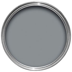 View Crown Solo® Interior & Exterior Silver Mine Gloss Paint 750ml details