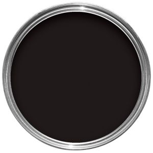 View Sandtex One Coat Exterior Black Gloss Paint 2.5L details