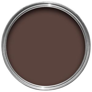 View Sandtex 10 Year Exterior Brown Gloss Paint 750ml details