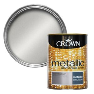 View Crown Feature Wall Sophistication Emulsion Paint 1.25L details