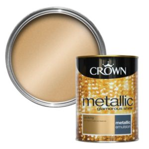 View Crown Feature Wall Striking Emulsion Paint 1.25L details