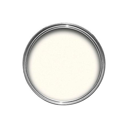 view crown kitchen bathroom milk white satin cupboard paint 750ml