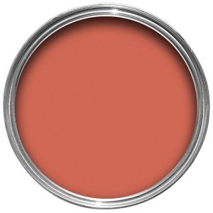 View Crown Fashion For Walls® Indulgence Coral Matt Emulsion Paint 2.5L details