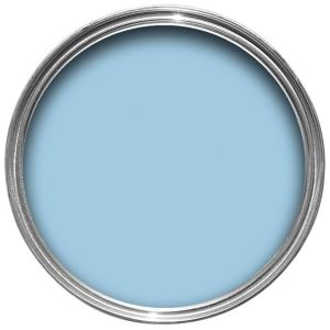 View Crown Breatheasy® Powder Blue Silk Emulsion Paint 5L details