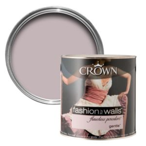 View Crown Fashion For Walls® Gentle Flat Matt Emulsion Paint 2.5L details
