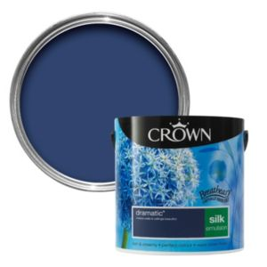 View Crown Breatheasy® Dramatic Emulsion Paint 2.5L details