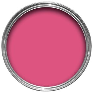 View Crown Breatheasy® Shocking Pink Silk Emulsion Paint 2.5L details