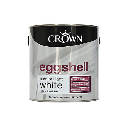 Crown Eggshell Paint Reviews