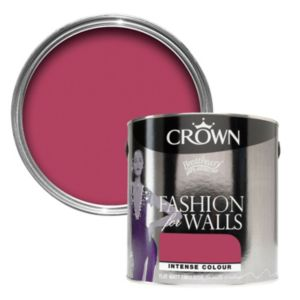 View Crown Fashion For Walls® Euphoria Flat Matt Emulsion Paint 2.5L details