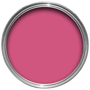 crown originals 1985 1985 pink matt emulsion paint 2 5l