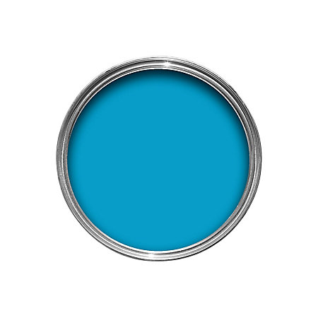 view sandtex 10 year exterior bahama blue gloss paint 750ml details. Black Bedroom Furniture Sets. Home Design Ideas