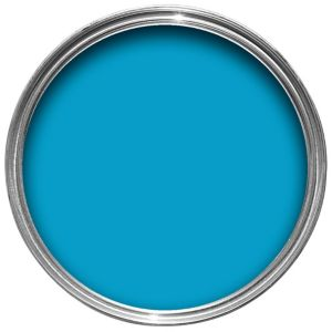 View Sandtex 10 Year Exterior Bahama Blue Gloss Paint 750ml details