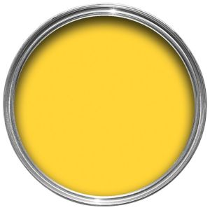 View Sandtex 10 Year Exterior Hot Mustard Gloss Paint 750ml details