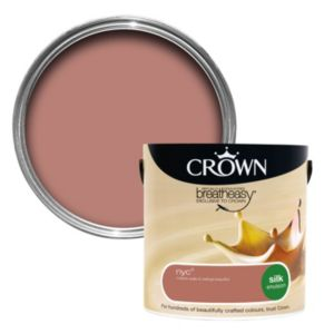 View Crown Breatheasy® Nyc Silk Emulsion Paint 2.5L details