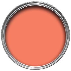 View Crown Feature Wall Glazed Satsuma Matt Emulsion Paint 1.25L details