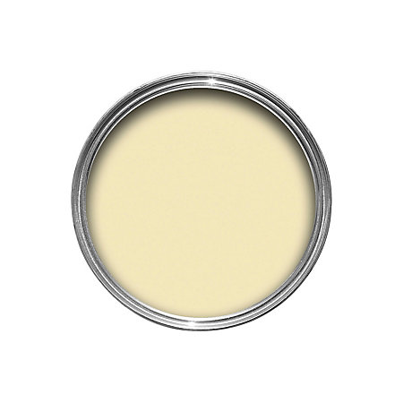 Dulux Natural Hints Daffodil White Matt Emulsion Paint 2