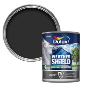 View Dulux Weathershield Grey Primer & Undercoat 750ml details