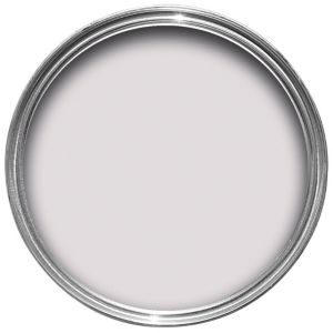 View Dulux Natural Hints Violet White Matt Emulsion Paint 2.5L details