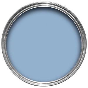 Image of Dulux Blue babe Matt Emulsion paint 2.5L