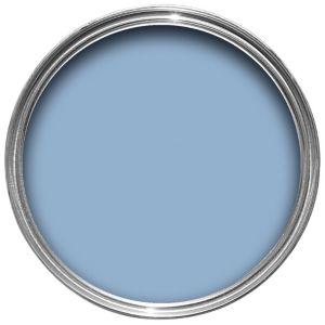 Image of Dulux Blue babe Silk Emulsion paint 2.5L