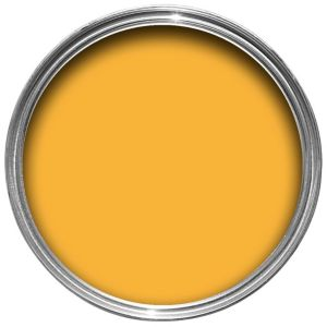 View Dulux Non Drip Interior & Exterior Cornfield Gloss Paint 750ml details