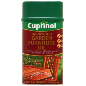 View Cuprinol Natural Hardwood Garden Furniture Oil 500ml details