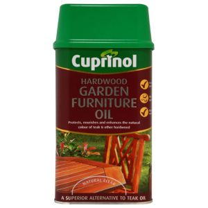 View Cuprinol Clear Hardwood Garden Furniture Oil 1L details
