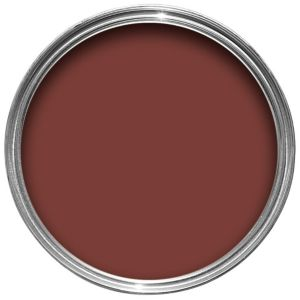 View Dulux Non Drip Interior & Exterior Rich Chestnut Gloss Paint 750ml details