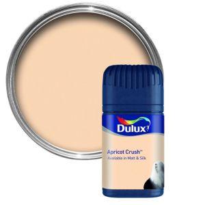 Dulux Apricot Crush Matt Emulsion Paint 50ml Tester Pot