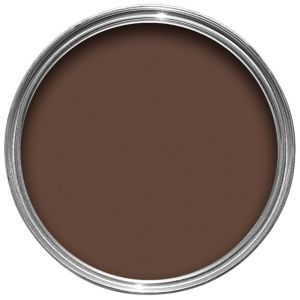 View Dulux Weathershield Exterior Hazelnut Truffle Satin Paint 750ml details