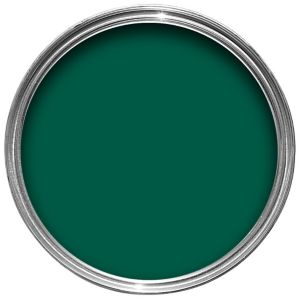 View Dulux Non Drip Interior & Exterior Regent Green Gloss Paint 750ml details
