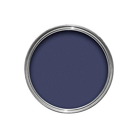 Dulux Interior Exterior Windsor Blue Gloss Wood Metal Paint 750ml Departments Diy At B Q