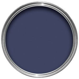 View Dulux Non Drip Interior & Exterior Windsor Blue Gloss Paint 750ml details