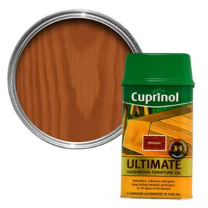 View Cuprinol Hardwood Mahogany Furniture Oil 1L details