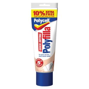 View Polycell Polyfilla White Quick Drying Filler 363G details