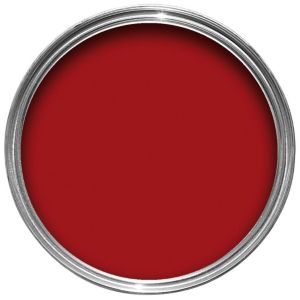 Dulux Feature Wall Redcurrant Glory Matt Emulsion Paint 1
