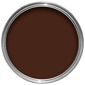 View Dulux Once Interior Chocolate Fondant Gloss Paint 750ml details