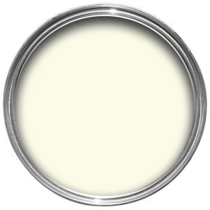 View Dulux Once Interior Almond White Gloss Paint 750ml details