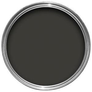 View Dulux Quick Dry Satinwood Black Emulsion Paint 750ml details