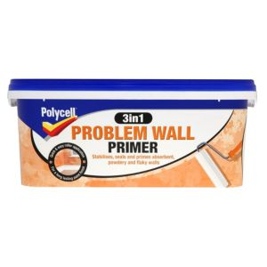 View Polycell Exterior Primer 2.5L details