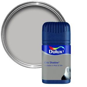 Dulux Chic Shadow Matt Emulsion Paint 0.05L Tester Pot