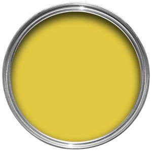 View Dulux Feature Wall Lemon Punch Matt Emulsion Paint 1.25L details