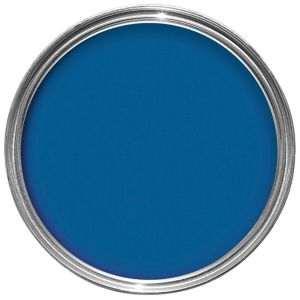 View Dulux Weathershield Exterior Atlantic Blue Gloss Paint 750ml details