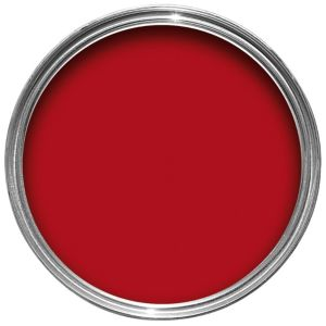 View Dulux Weathershield Exterior Volcanic Red Gloss Paint 750ml details