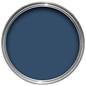 View Dulux Weathershield Exterior Oxford Blue Satin Paint 750ml details