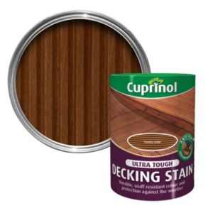 View Cuprinol Ultra Tough Country Cedar Matt Decking Stain 5L details