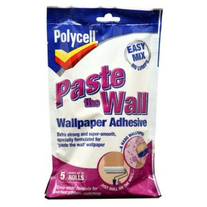 View Polycell Paste The Wall Wallpaper Adhesive  211G details