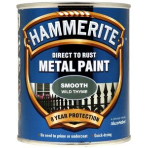 View Hammerite Wild Thyme Gloss Metal Paint 750ml details