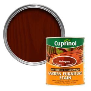 Cuprinol Softwood & Hardwood Mahogany Garden Furniture Stain 750ml