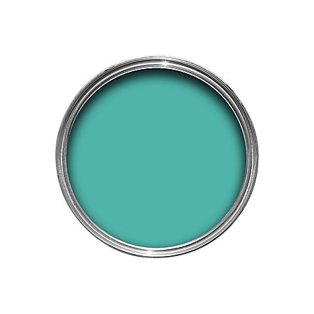 Dulux Made By Me Interior Exterior Turquoise Treasure Gloss Multipurpose Paint 250ml